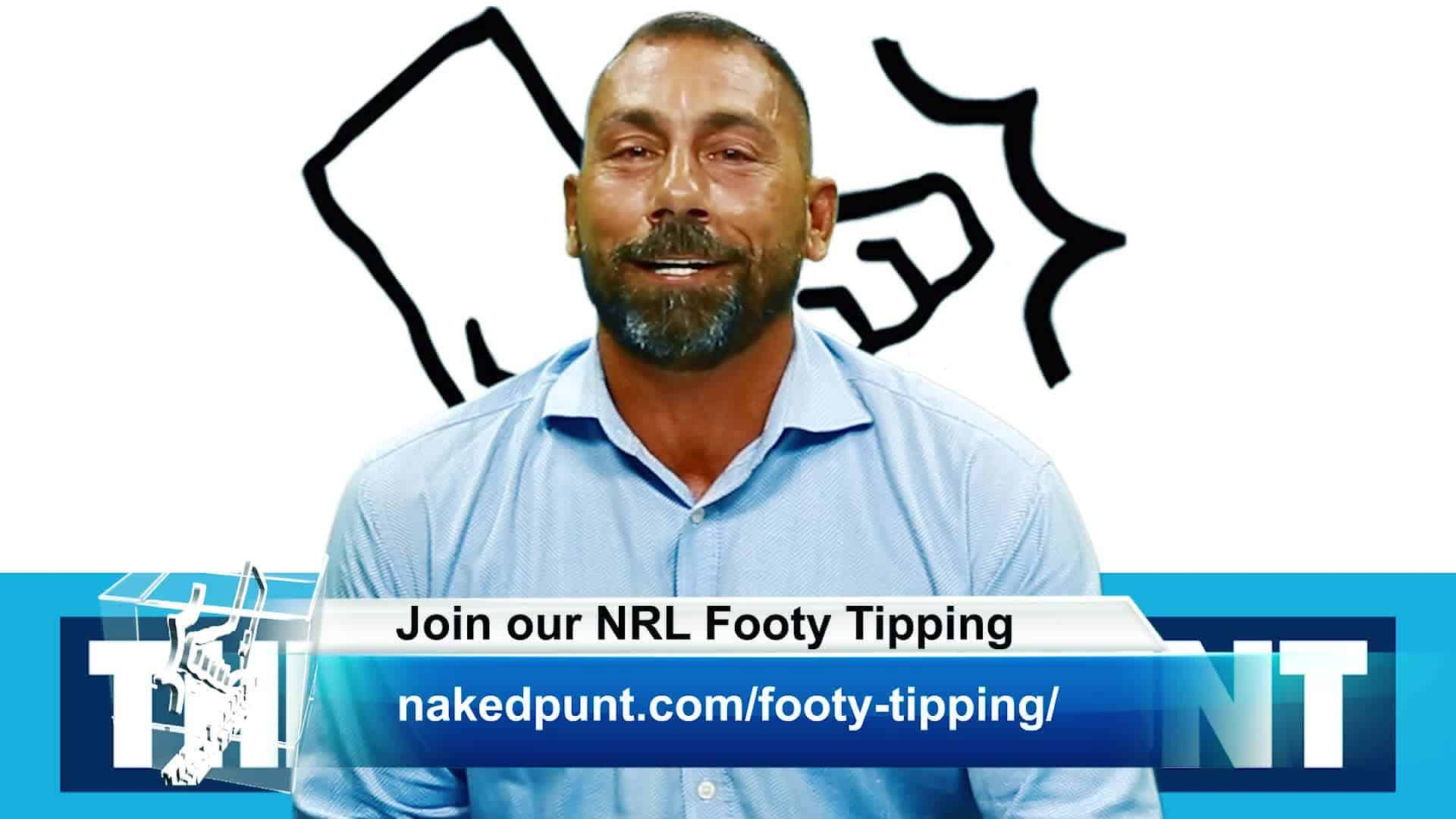 Join the Naked Punt NRL Footy Tipping Comp