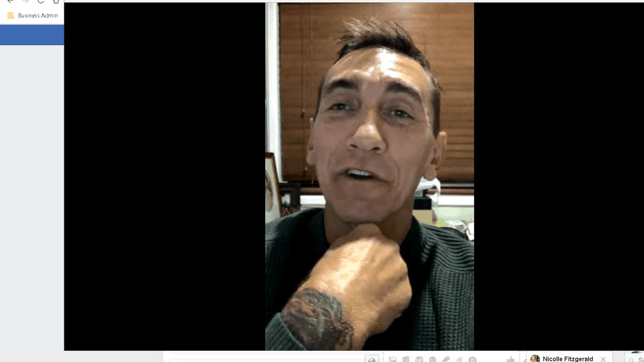 Mat Rogers – mind games, confidence and the attention to detail.
