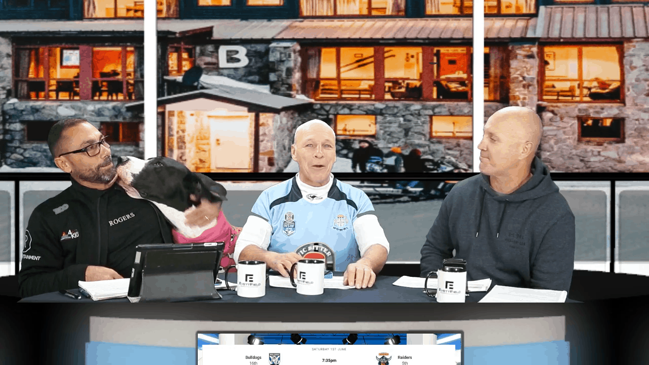 The Naked Punt Footy Show – State of Origin Edition