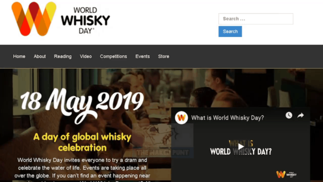 The Naked Punt Footy Show – World Whisky Day Edition