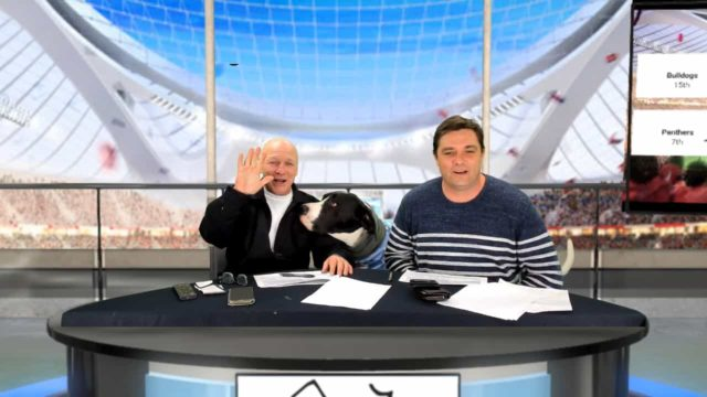 The Naked Punt Footy Show – #Toyko2020 countdown Edition