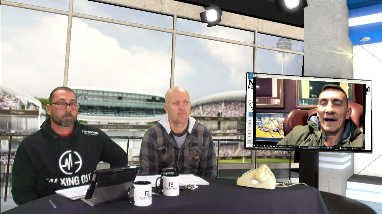 The Naked Punt Footy Show – The Vegemite Ashes Edition