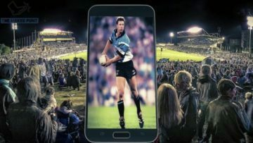 The Naked Punt – Paul Gallen Tribute Edition with ET