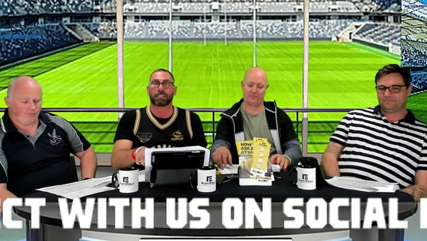 The Naked Punt – RUOK and NRL Finals Edition