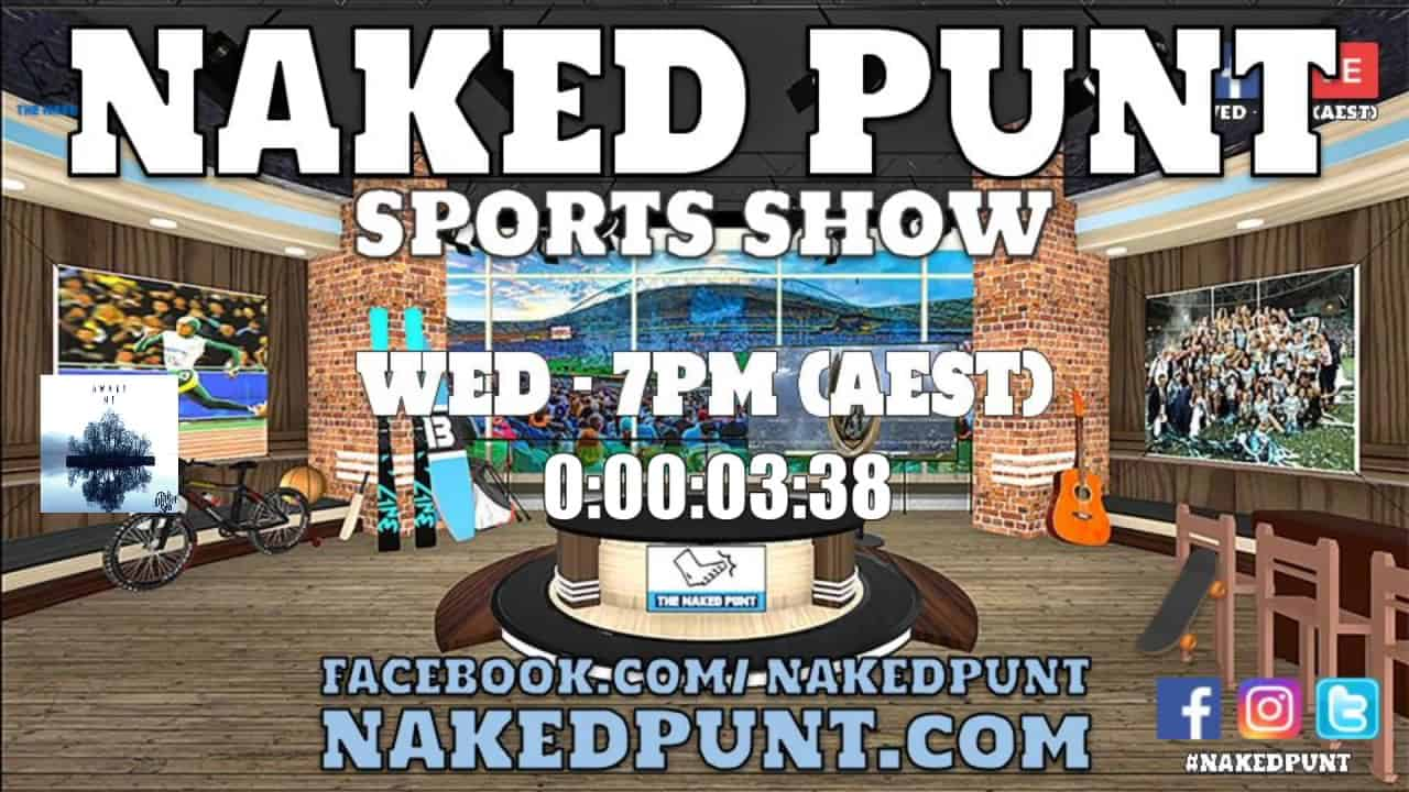 The Naked Punt – Todd Carney, Sharks Media Man Robbie Willis