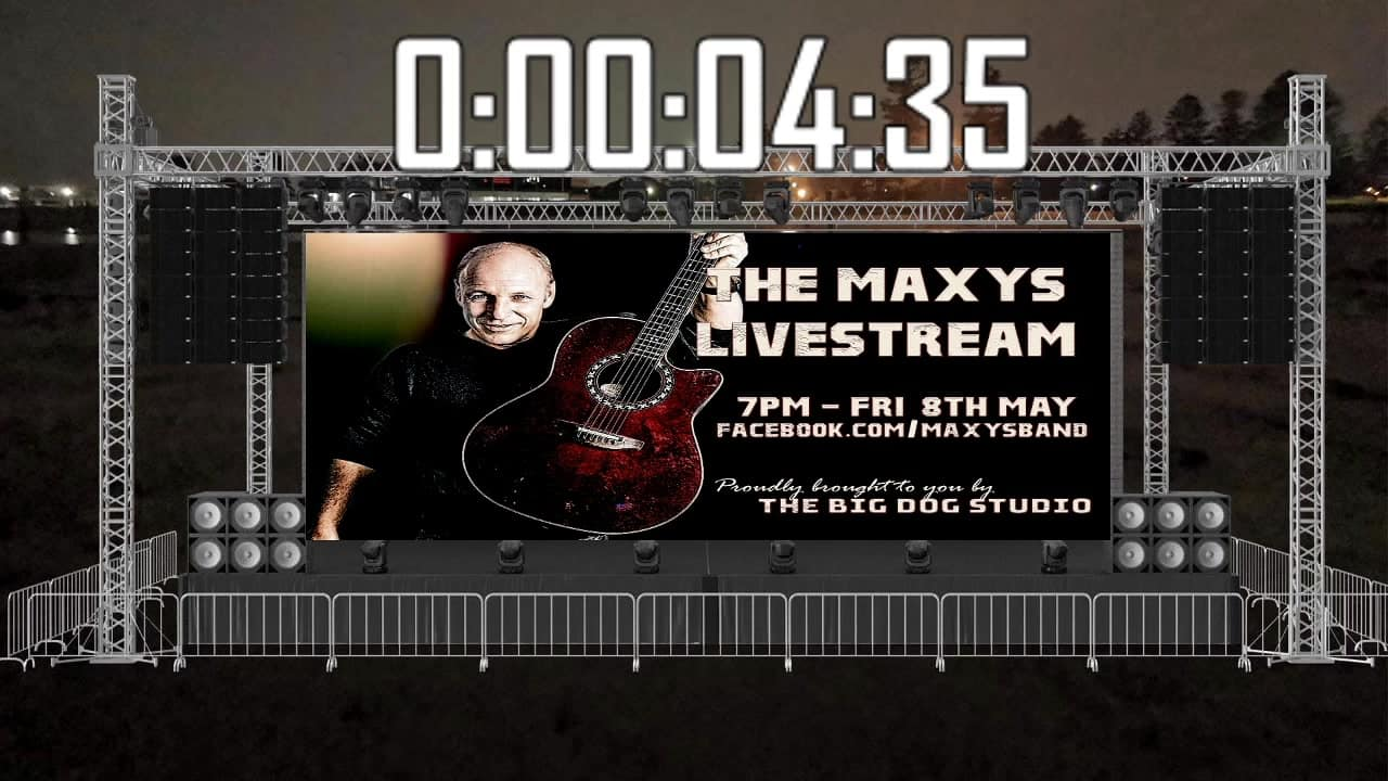 The Maxys Live