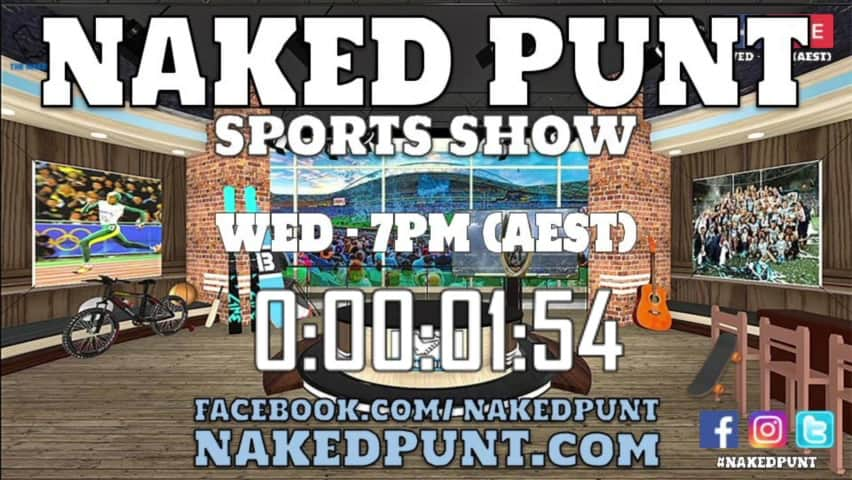 The Naked Punt – Star Wars Edition – 6th May 2020