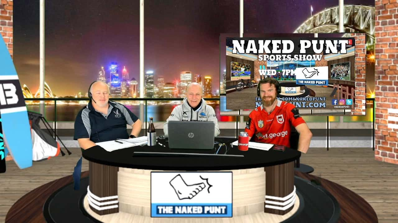 The Naked Punt Footy Show – Silly Bet Edition – S02E13