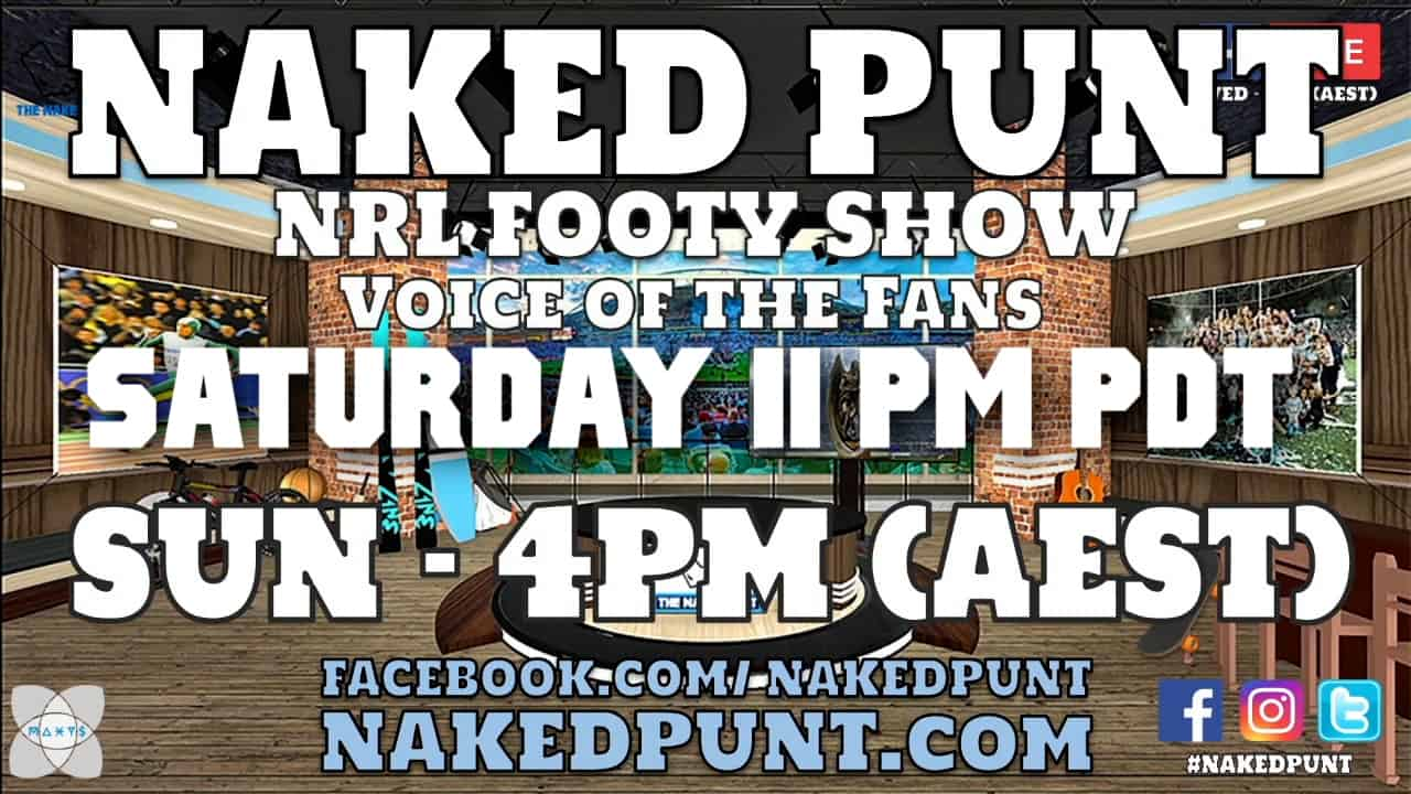 The Naked Punt – Fan Hub Edition – S01Ep14