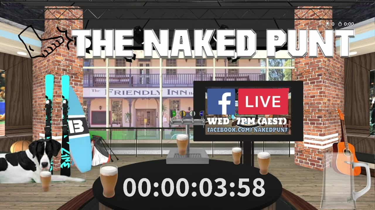 The Naked Punt – Back to the Pub Edition