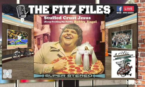 The Fitz Files – Stuffed Crust Jesus