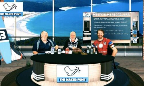 The Naked Punt Footy Show -Fathers Day Edition – Episode 53