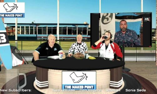 The Naked Punt NRL Footy Tipping Comp Report – RND17