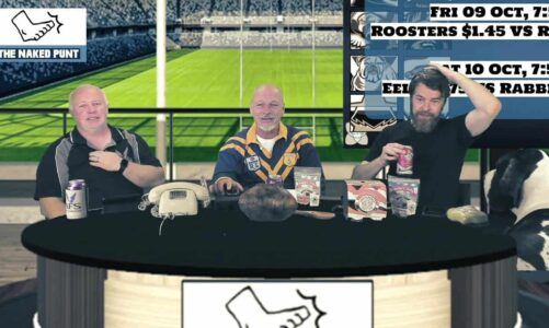 The Naked Punt NRL Footy Show – Ep59