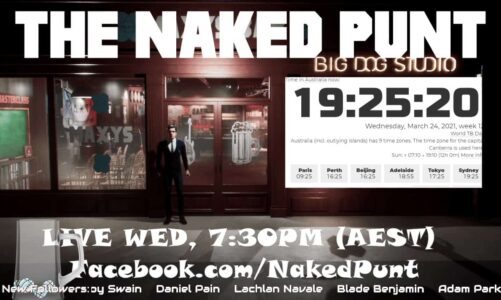 The Naked Punt Footy Show – The Big Wet Edition – S03EP03