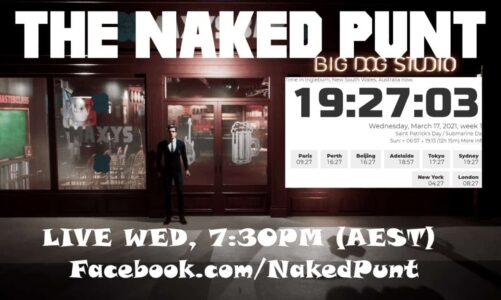 The Naked Punt NRL Footy Show – #1000 Beers Edition – S03Ep02