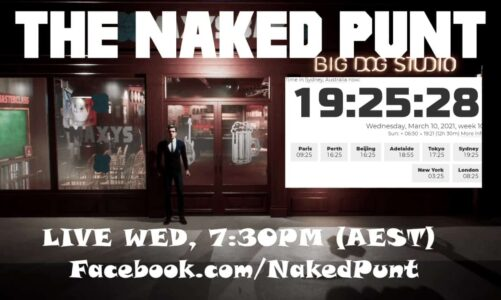 The Naked Punt NRL Footy Show  Season III Ep01