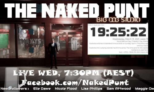 The Naked Punt Footy Show – Easter Egg Edition – S03EP04