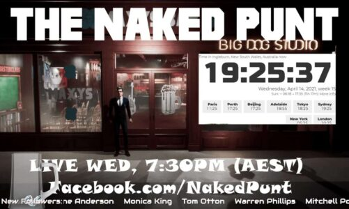 The  Naked Punt Footy Show – RND06