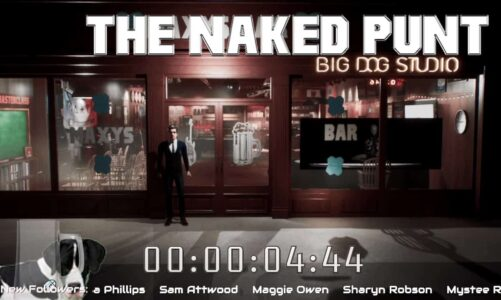 The Naked Punt Footy Show –
