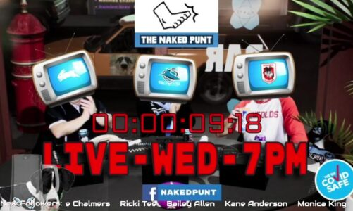 The Naked Punt NRL Footy Show – Round 24
